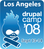 Highlights from DrupalCamp LA 2008 1