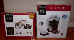 Mini Review and Video of Keurig Coffee Brewing System 6