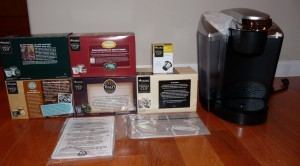 Mini Review and Video of Keurig Coffee Brewing System 7