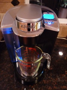Mini Review and Video of Keurig Coffee Brewing System 1