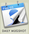 Gallery of FriendFeed Users Daily Mugshots