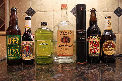 My Eclectic Shopping Spree at Bevmo