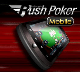 Full Tilt Rush Poker for Android Mobile Demo