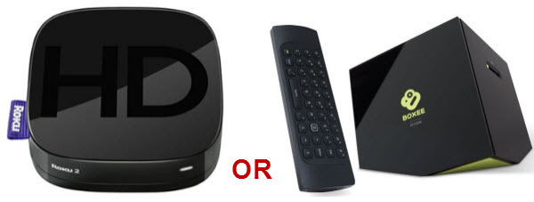 7 Reasons to Consider a Boxee Box over a Roku