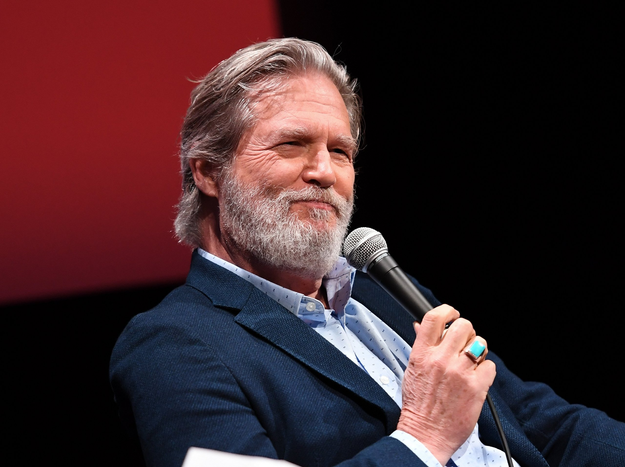 Bill Simmons Rapid Fire Conversation with Jeff Bridges